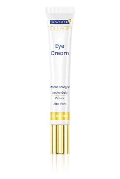 Novaclear-Collagen-wygładzający-krem-pod-oczy---15-ml