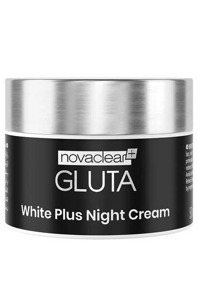 Novaclear-Gluta-white-plus-night-cream-rozjaśniający-krem-do-twarzy-na-noc---50-ml