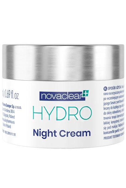 Novaclear-Hydro-krem-maska-nawilżająca-na-noc---50-ml