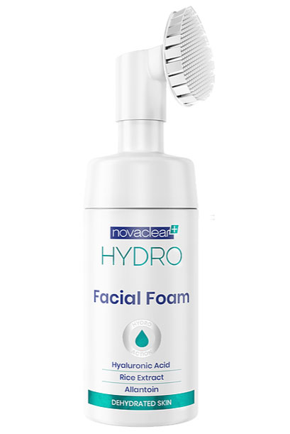 Novaclear-Hydro-pianka-nawilżająca-do-mycia-twarzy---100-ml