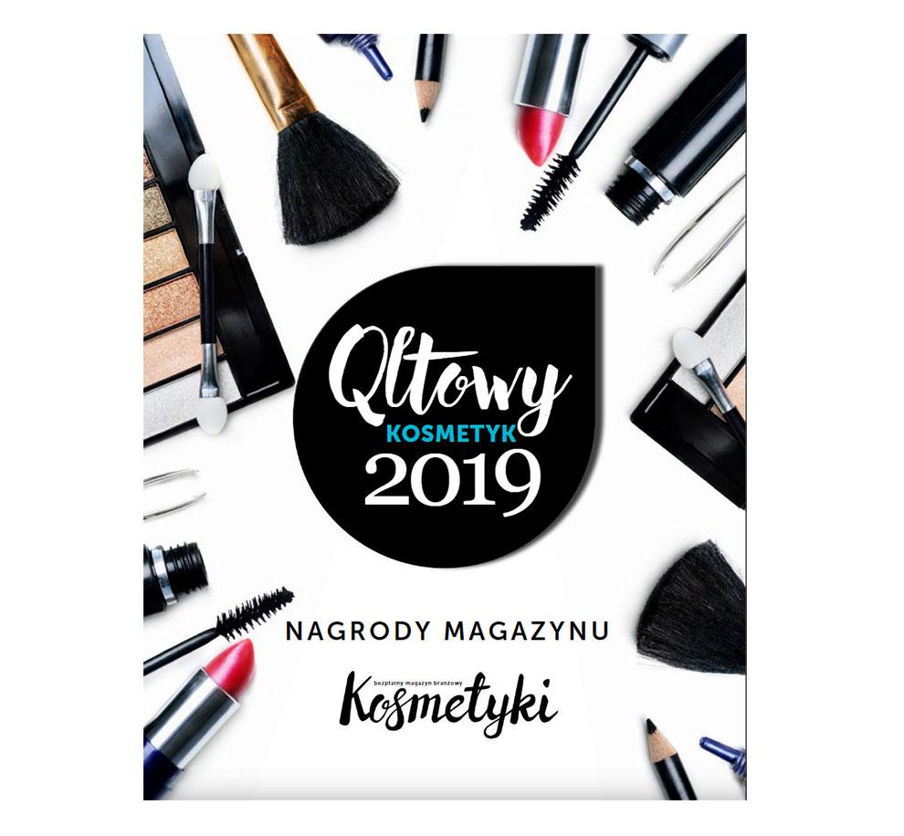 Nagroda magazynu - Qltowy kosmetyk 2019