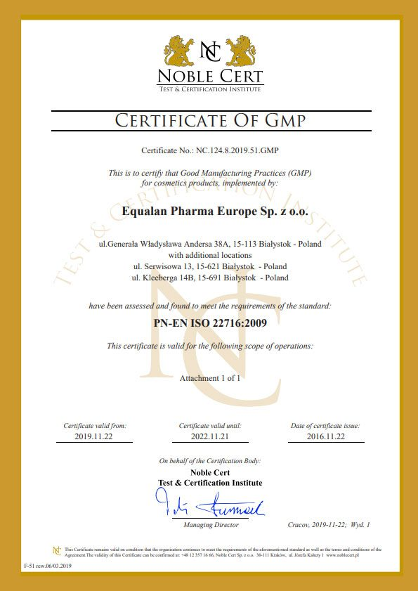 GMP_Certificate_English
