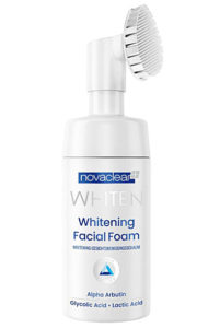 Whitening facial foam - 100 ml