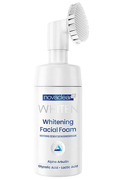 Whitening facial foam - 100 ml
