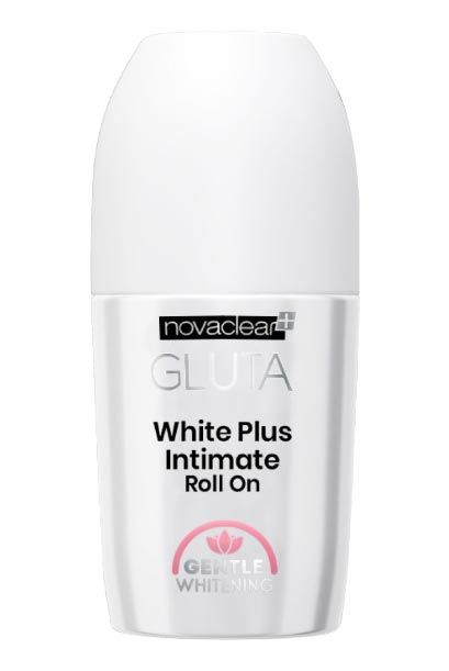 White Plus Intimate Roll On - 50ml
